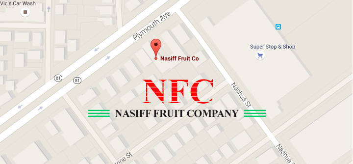 Nasiff Fruit Company Fall River, MA